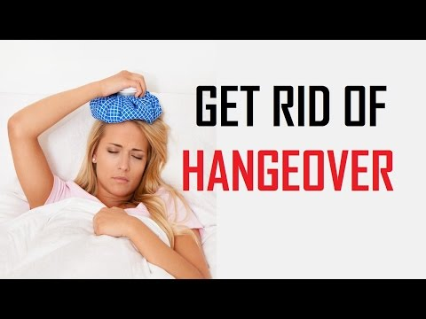 Get Rid Of Hangover With 12 Amazing Home Remedies