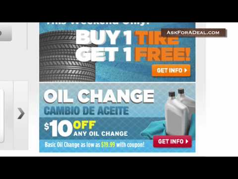 Tire Kingdom Oil Change >> Tire Kingdom Oil Change And Tire Rotation Coupon Tires Kingdom