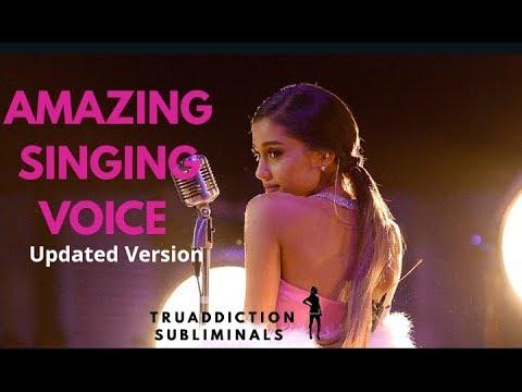 Get an AMAZING SINGING VOICE Updated Version SubliminalsAffirmations ~TruAddiction Subliminals💋