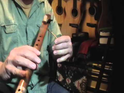 How to AMplify your NA Flute with a guitar amp