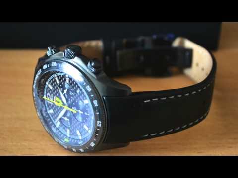 Ferrari Scuderia Gun Chronograph Watch in depth PicVlog