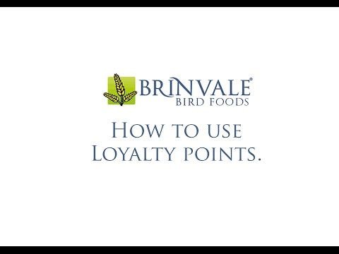 How to use loyalty points