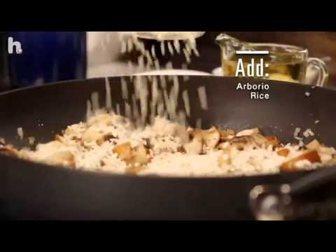[ Easy Recipes ] Make Wild Mushroom Risotto