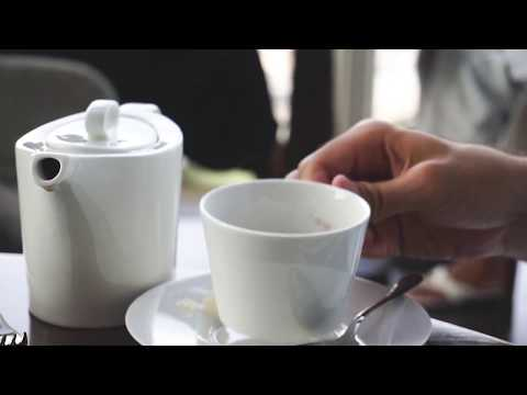 High Tea at the Aquashard - London   HD