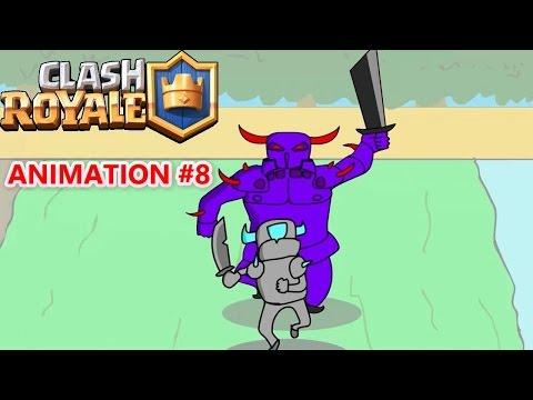 Clash Royale Animation #8: TORNADO! (Parody)