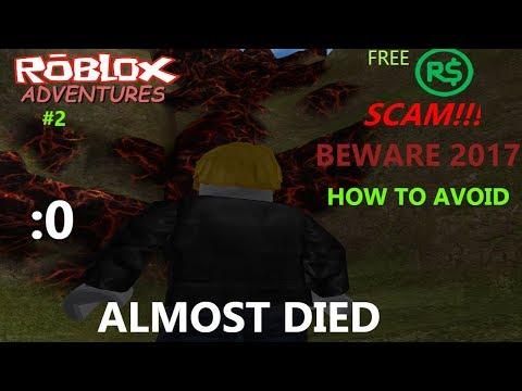 Roblox Adventure #2: ROBUX SCAM? Epic Mini Games