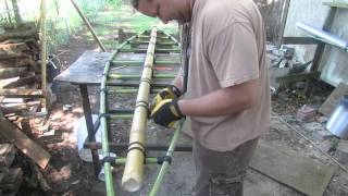 My Bamboo Canoe Project part 1