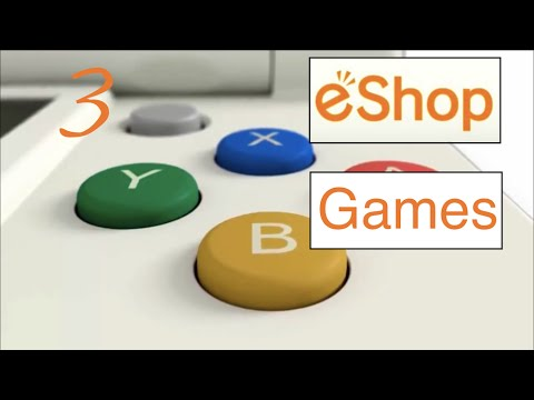 3 Must Have 3DS eShop Games