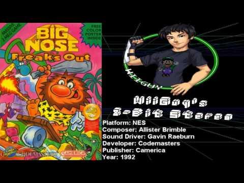 Big Nose Freaks Out (NES) Soundtrack - 8BitStereo