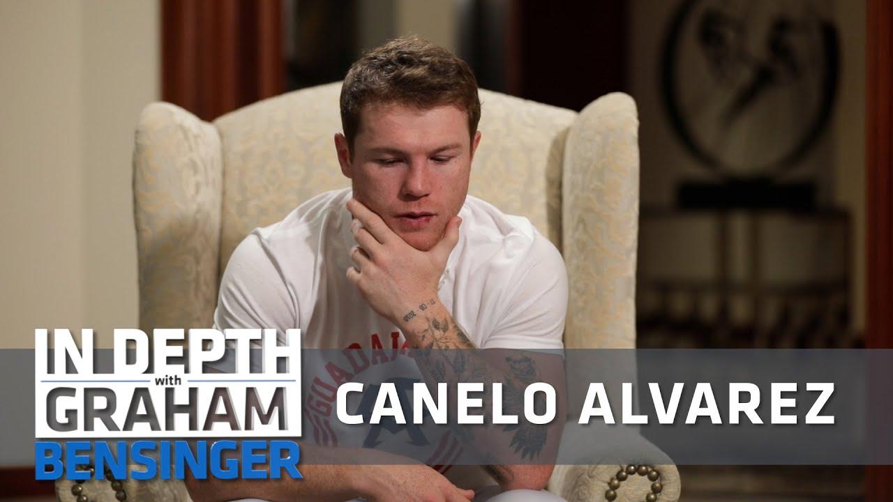 Canelo Alvarez: I'm spending less time in Mexico