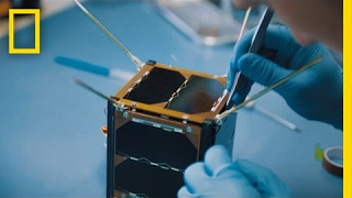 This Small Satellite Could Predict the Next Hurricane | Short Film Showcase