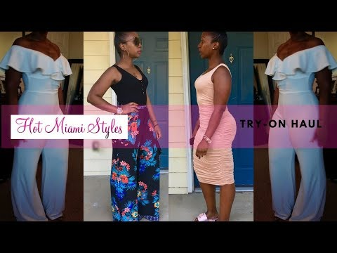 ❤️ TRY-ON HAUL! HOT MIAMI STYLES! ❤️