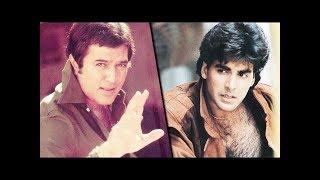 Jab Akshay Kumar requested Rajesh Khanna to cast him in his film.