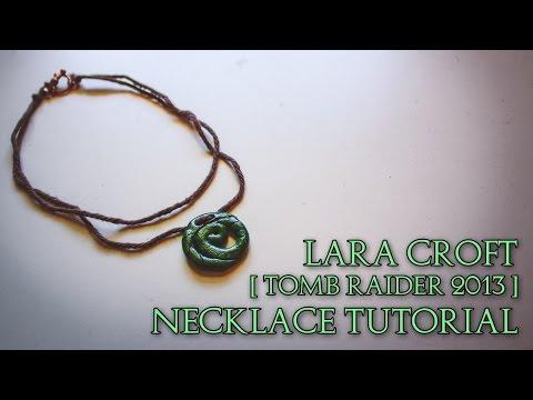 Lara Croft | Tomb Raider 2013 | Necklace Cosplay Tutorial