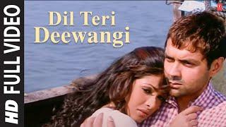 """""""Dil Teri Deewangi Mein Kho Gaya Hai"""" Kismat Ft. Bobby Deol, Priyanka Chopra"""