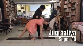 Jugraafiya | Super 30 | Hrithik Roshan | Romantic Simple Choreography |  Dance Trak Academy Pune