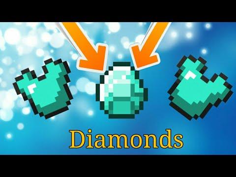 Minecraft - How to Duplicate Diamonds (Ps3/Ps4/Xbox one/Xbox 360)