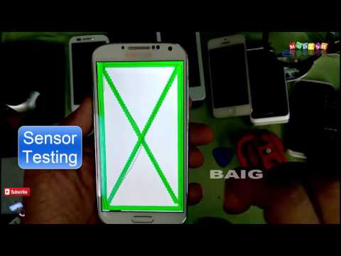 All Samsung Android mobile Secret Code for Testing Touch || Display || Speaker | Mic ana all