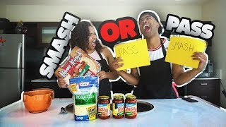 SMASH OR PASS!? (CELEBRITY EDITION) + EXTREME PIZZA CHALLENGE!!