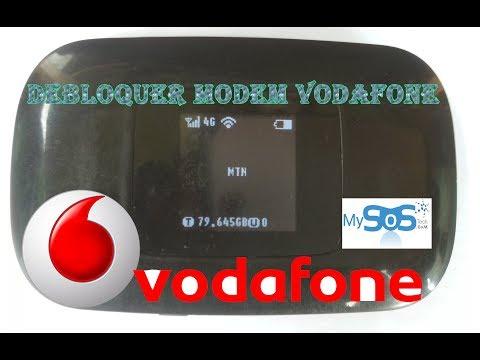 Désimlocker zte M028T L02C modem wifi vodafone