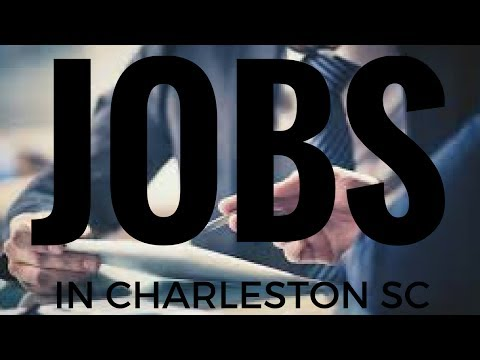 LOOKING FOR A JOB IN CHARLESTON SOUTH CAROLINA SC - LEARN MORE BELOW!