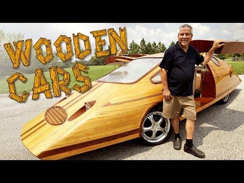 Wooden Cars | Man Creates Tree-mendous Motors
