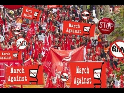 The March Against Monsanto (and GMO Foods) This Saturday