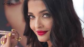 Aishwarya Rai Bachchan LIVE Beauty Haul   Cannes 2019    L'Oréal Paris