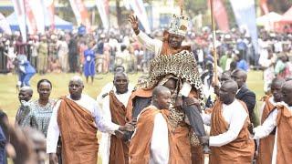 Most Loved KING in Africa - Ronald Muwenda Mutebi II, KABAKA of Buganda Kingdom in Uganda, Africa
