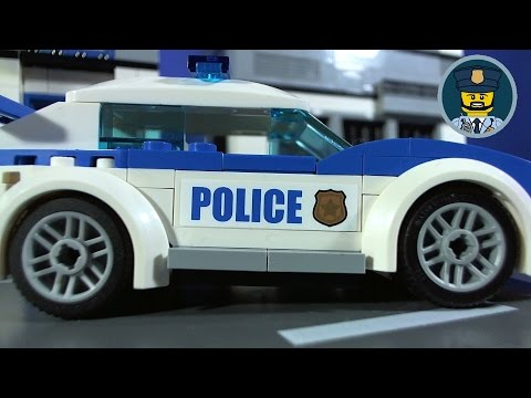 LEGO Police Station Breakout Part 1