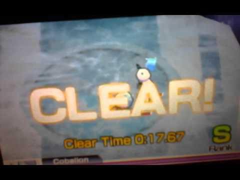 Pokemon Rumble Blast Walkthrough 73 Cobalion