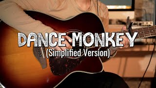 Tones And I Dance Monkey Simplified Version W TABS By Josephine Alexandra