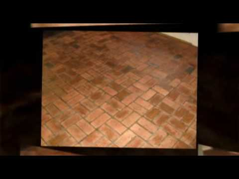 Brick Paver Cleaning & Grout Staining