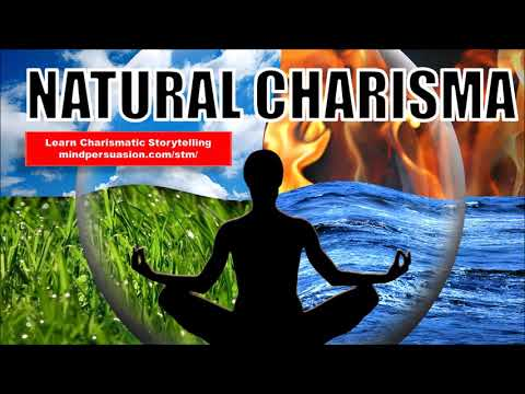 Natural Charisma - Develop A Charismatic Personality Effortlessly - Subliminal Affirmations