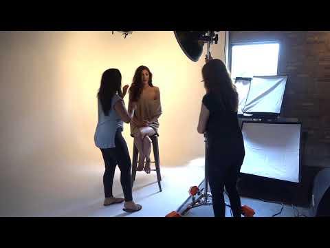 Transitioning from Natural Light to Studio Light with Vanessa Joy