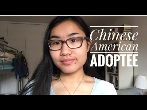 Being a Chinese American Adoptee