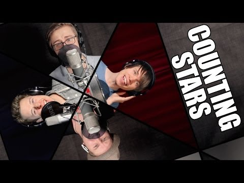 Counting Stars - OneRepublic (Official Music Video Cover) - Roomie & Friends