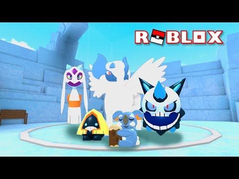 TONS OF NEW POKEMON + MEGAS | Pokémon Fighters EX | ROBLOX