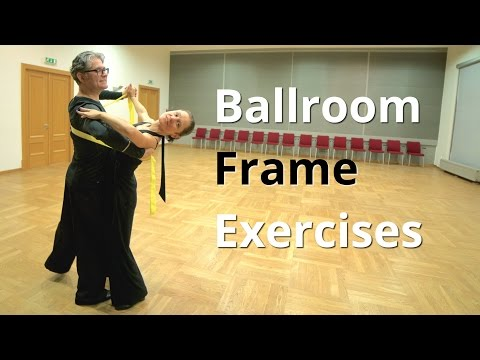 Hold Exercises for Ballroom Dance | Enhance Your Frame