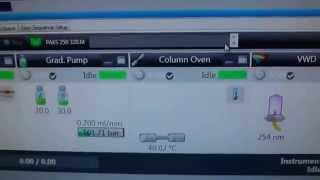 Agilent 1260 infinity II auto injector Hplc work - PakVim