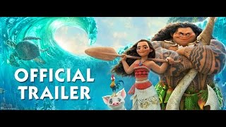 Moana – NEW Trailer – Official Disney | HD