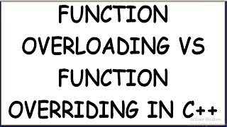 function overriding in c in hindi Videos - 9tube tv