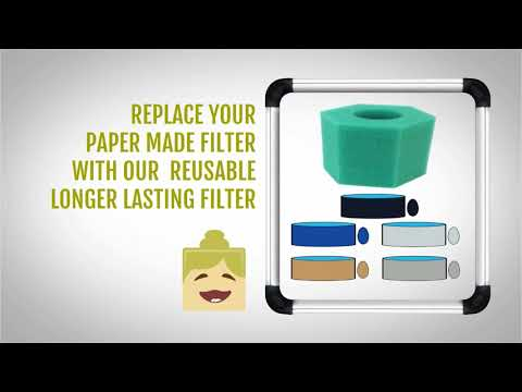 Lay Z Spa Longer Lasting Reusable hot tub filters