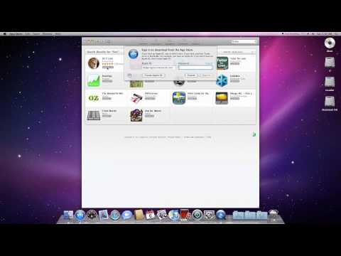 How to Download Mac OS X Lion .