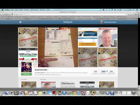 How To Get Tips and Tricks To Get Instagram Followers and Likes FAST 2014
