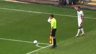 Swansea City v Luton Town highlights