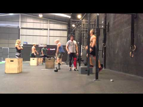 Rob Martin - Fit for all WOD 2