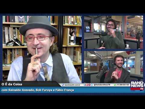 Reinaldo Azevedo: PF: por que o amigo de Carluxo não pode assumir