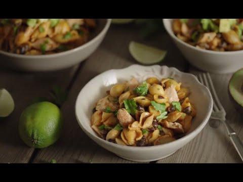 How to Make Fajita Pork & Chipotle Pasta | An Original Knorr® Recipe