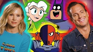 Teen Titans Go! To The Movies | Behind the Scenes Featurette | DC Kids